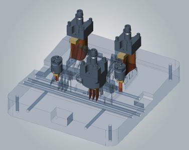 hyperCAD®-S Electrode: Modul für das schnelle Programmieren von Elektroden. Foto: OPEN MIND