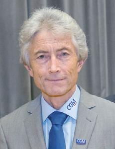 Adalbert Ewen, Bundesvorsitzender der Christlichen Gewerkschaft Metall