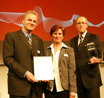 Innovationspreis-IT 2009 geht an UPN aus Oldenburg
