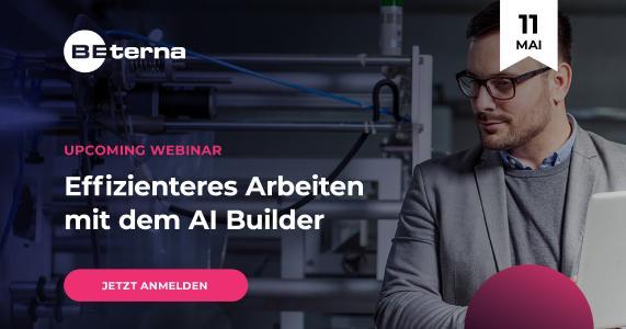 Webinar zum AI Builder von Microsoft