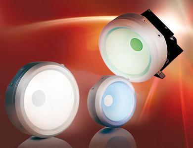 Lichtstarke Dome-Beleuchtungen mit integrierter Elektronik für schnelle Prozesse