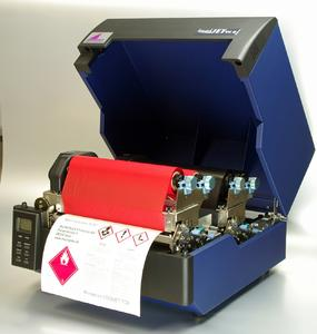 Zweifarb-Thermodrucker LOGIJET TC8