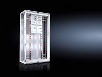 Ebenso lässt sich das VX25 Ri4Power ISV als Installationsverteiler für die Gebäudetechnik im Handumdrehen in den VX25 integrieren