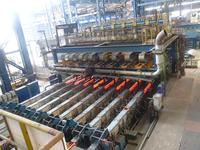 High-speed eight-strand billet caster at JSPL Angul Odisha plant