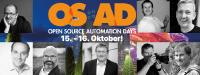 Open Source Automation Days- Speaker