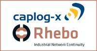 Rhebo und caplog-x