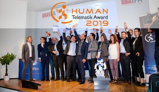 Vom 15.04.-15.07.2019 können Unternehmen aus dem DACH-Raum ihre Lösungen für den Telematik Award 2019 einreichen / Bild: Telematik-Markt.de