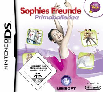 ubisoft k ndigt sophies freunde primaballerina f r den nintendo ds tm an ubisoft gmbh. Black Bedroom Furniture Sets. Home Design Ideas
