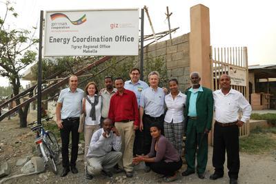 Deutsch-Äthiopische Kooperation für den Energiesektor