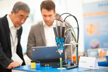 Innovationstage bei ViscoTec setzen auf branchenübergreifenden Know-how Transfer