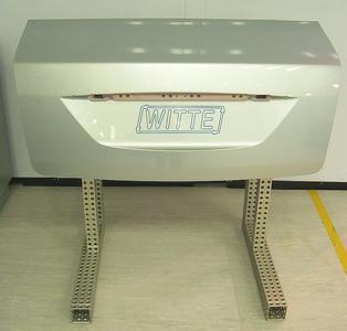 Datenkontrollmodell Heckklappe für ein in China gefertigtes Kfz/Foto: Witte Far East, Singapur