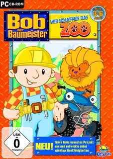 Bob der Baumeister Zoo PC 2D