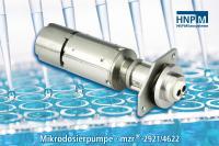 Mikropumpen weltweit im Einsatz gegen COVID-19