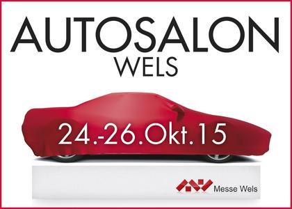Autosalon Wels 2015