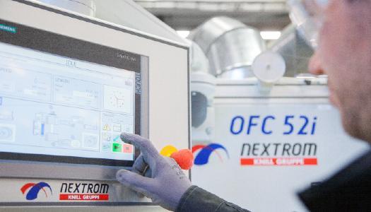 OFC52i Fiber Coloring System