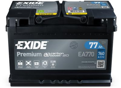 Exide Launches New Eco-friendly Premium Battery Design