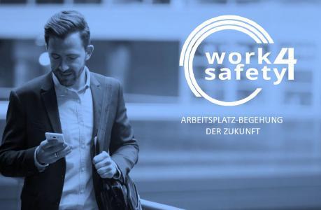 Digitale Arbeitsplatz-Begehung mit der work4safety-App von Tempo-Team Personaldienstleistungen