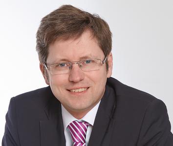 Dirk-André Schenk, CFO Körber Logistics Systems GmbH