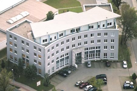 Firmengebäude der MAZeT GmbH
