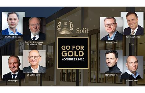 SOLIT Go for Gold-Wertekongress 2020 in Wiesbaden