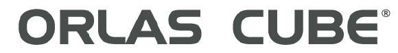 ORLAS CUBE logo
