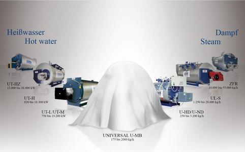 Die Weltpremiere auf der ISH ... - Bosch Industriekessel GmbH ...