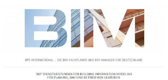 BIM Manager Deutschland - www.bim-it.de Logo