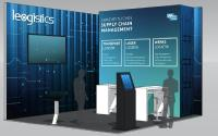 leogistics mit virtuellem Messestand online