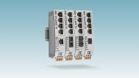Unmanaged Ethernet-Switches mit Glasfaser