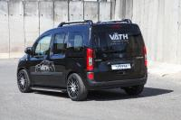 VÄTH Automobiltechnik and an extraordinary every day hero - Mercedes CITAN CDI