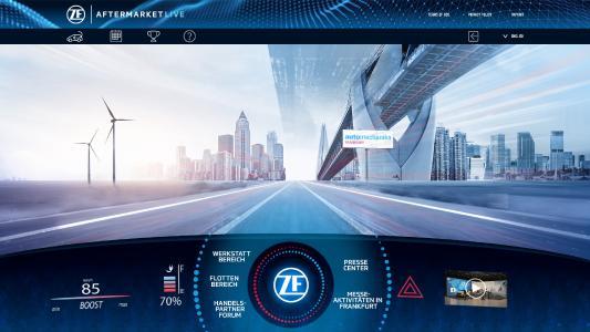 ZF Aftermarket Live setzt den Maßstab für digitalen Wissenstransfer und Networking im Automotive Aftermarket