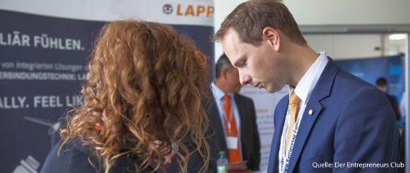Matthias Lapp, CEO der LAPP Gruppe für Europa, Südamerika, Mittlerer Osten und Afrika, im Gespräch