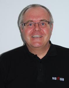 Bernard Hofmann, Gründer der RED CAD GmbH