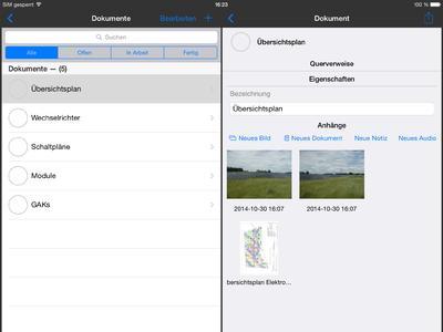 Screenshot TabTool PV