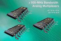 Vishay Releases New Analog Multiplexers and Switches With Ultra-Low Charge Injection Less Than 1.0pC and Low Switching Capacitance Under 3pF for Precision Instrumentation Applications