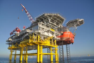 Rhenus Offshore Logistics supplies the Wikinger windfarm