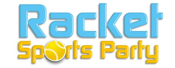 Racket Sport Party logo