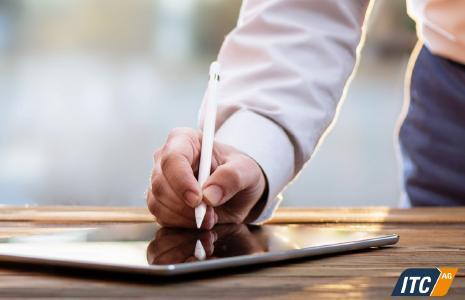 Mit der neuen Unterschriftsfunktion im ITC-Portal können Stadtwerke und EVUs ihre Kunden jetzt direkt im Online-Service unterschreiben lassen. Dabei kann die Unterschrift mit Mouse oder per Touchscreen erfolgen.