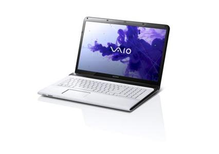 VAIO E17 Serie von Sony weiss