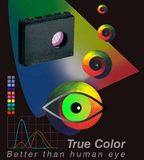 True Color - Better than human eye