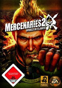 Packshot Mercenaries  World in Flames
