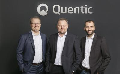 One Peak Partners und Morgan Stanley Expansion Capital investieren 15 Millionen Euro in Quentic