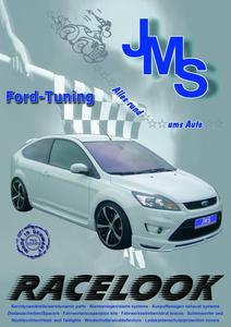 JMS Racelook Ford tuning car accessories catalog