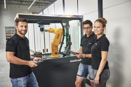 Robotics made easy, MBFZ toolcraft GmbH, press release