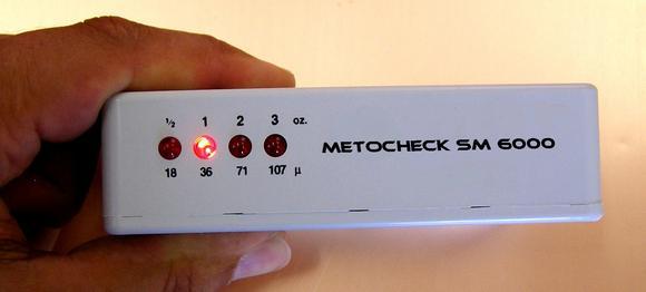 SM-6000 LED-Anzeige