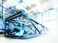 Erfüllt alle Anforderungen von stahlverarbeitenden Betrieben: Die EWM AG stellt auf der Intec die Schweißgeräte der Taurus Steel-Serie vor, Bildquelle: EWM