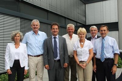 Neuer Vorstand der Lernenden Region Heilbronn-Franken e. V.