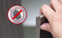 Anti-Fingerprint-Beschichtung mit PUR BML-215-Brillant-Mattlack. Bildquelle: Remmers, Löningen