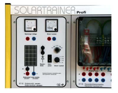 SOLARTRAINER Profi Detail