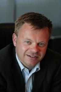 André Theilmeier, Geschäftsführer bei Frankenfeld